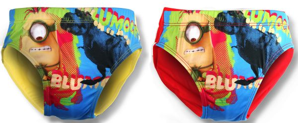 Minions child<br> swimming trunks<br>98-128cm