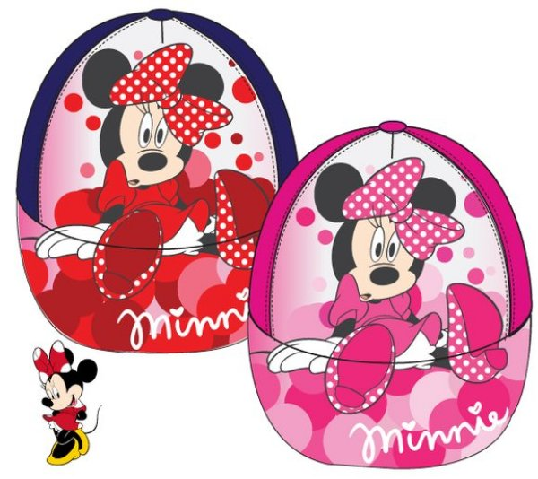 Disney Minnie<br> Kinder<br>Baseball-Cap 52-54cm