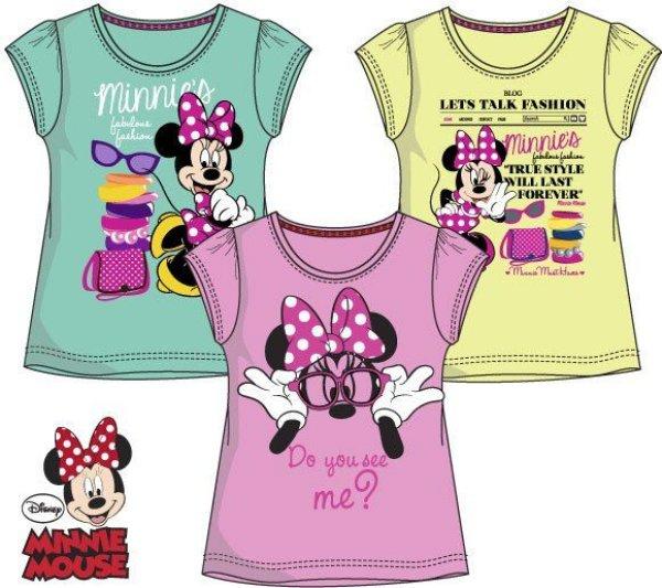 Gyerek póló, felső<br>Disney Minnie 3-8 év