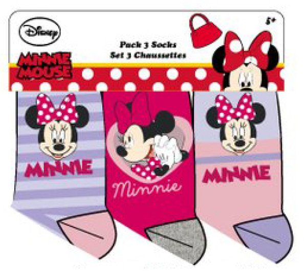 Children socks<br>Disney Minnie 23-37