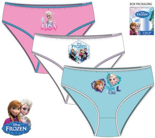 Children&#39;s<br> lingerie, panties<br>Disney Frozen, fr