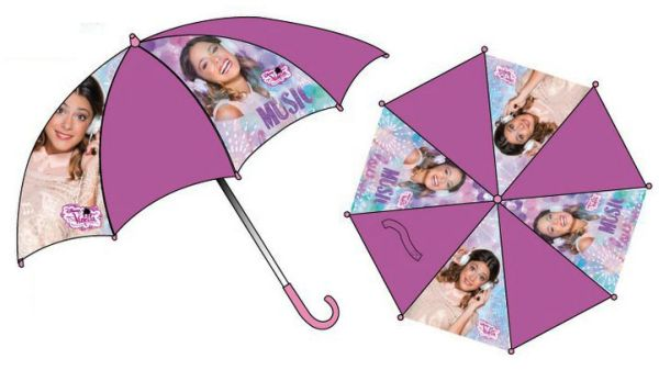Children umbrella<br> Disney Violetta<br>Ø65 cm