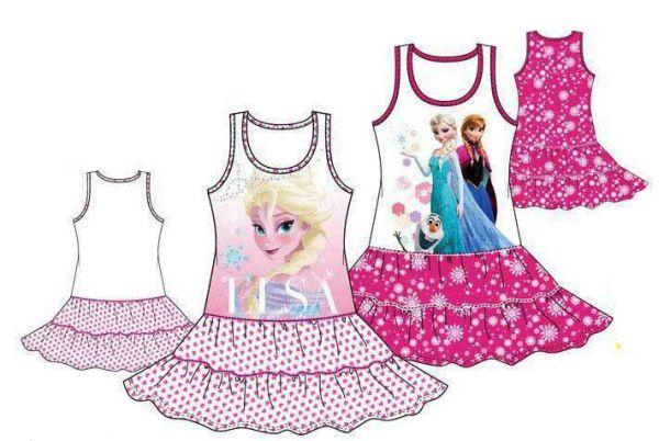Children&#39;s<br> summer clothes<br>Disney Frozen, Froze