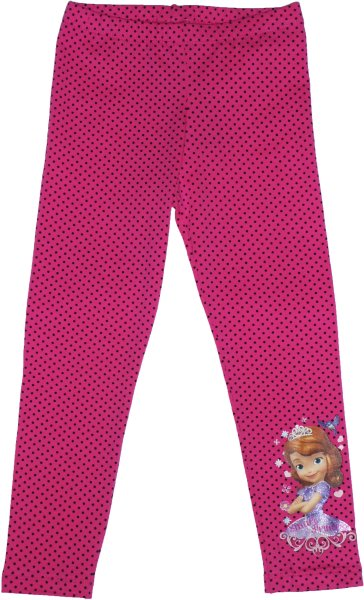 Gyerek Leggings<br> Disney Szófia,<br>Sofia 98-116cm