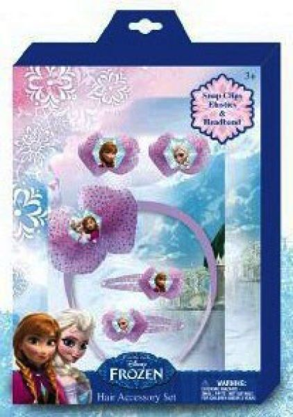 Disney Frozen,<br> frozen hair clips,<br>headbands set