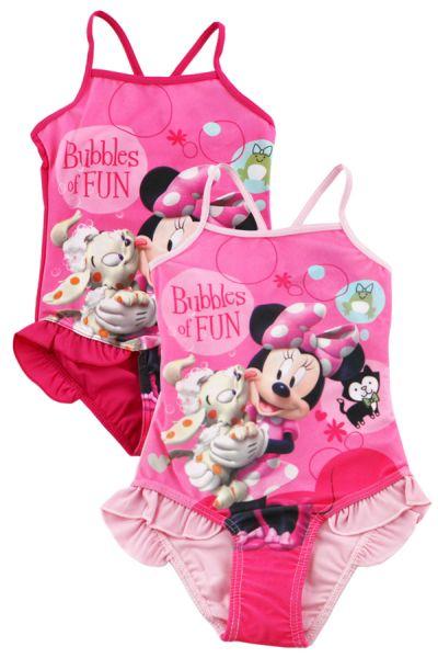 Children&#39;s<br> swimwear, swimming<br>Disney Minnie 98