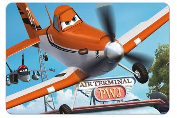 Mat Disney<br>Flugzeuge, Planes 3D