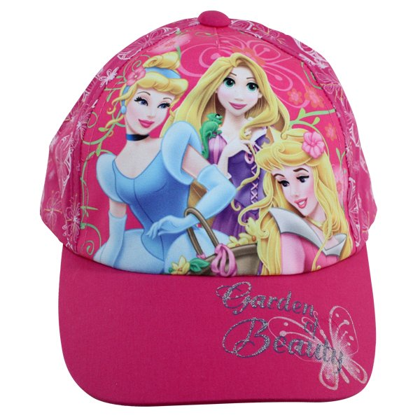 Disney Princess children's baseball cap 50-52c