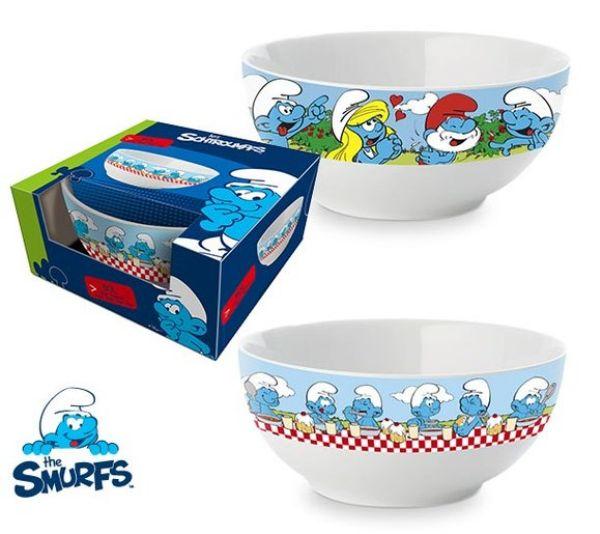 Cereal bowl<br>Smurfs, Smurfs