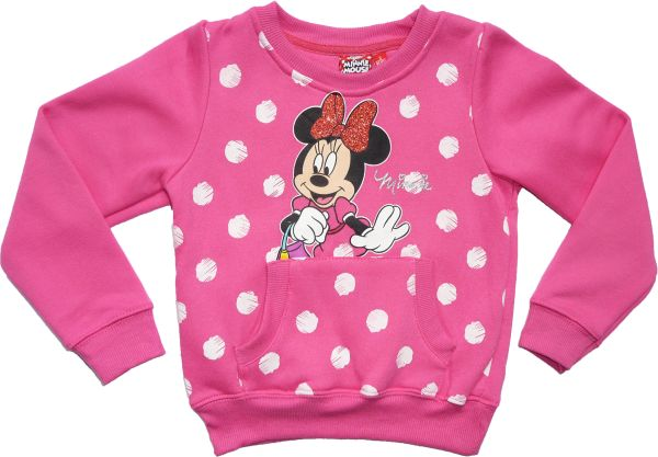Kinder Pullover<br> Disney Minnie<br>98-134cm
