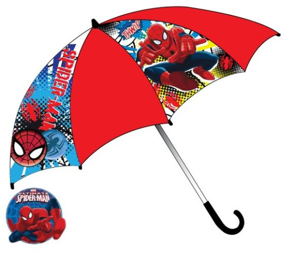Kinderschirm<br> Spiderman,<br>Spiderman Ø65 cm