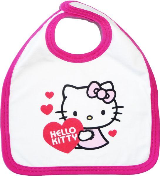 Baby-Lätzchen<br>Hello Kitty