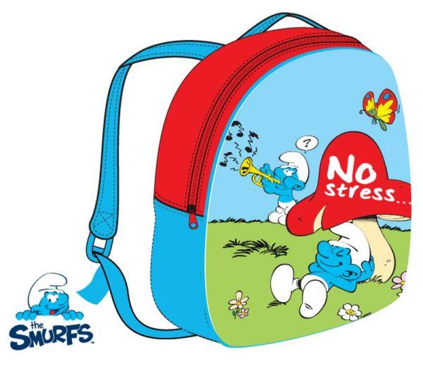 Plecak torba<br>Smerfy Smerfy,