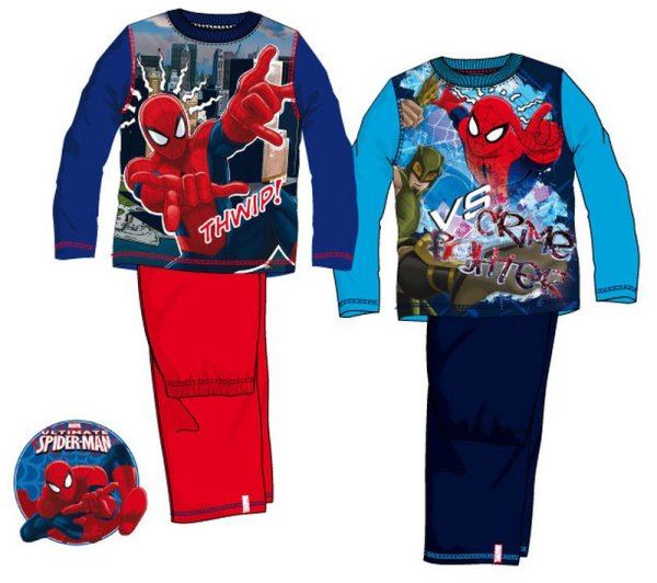 Children&#39;s<br> pajamas long<br> Spiderman, ...