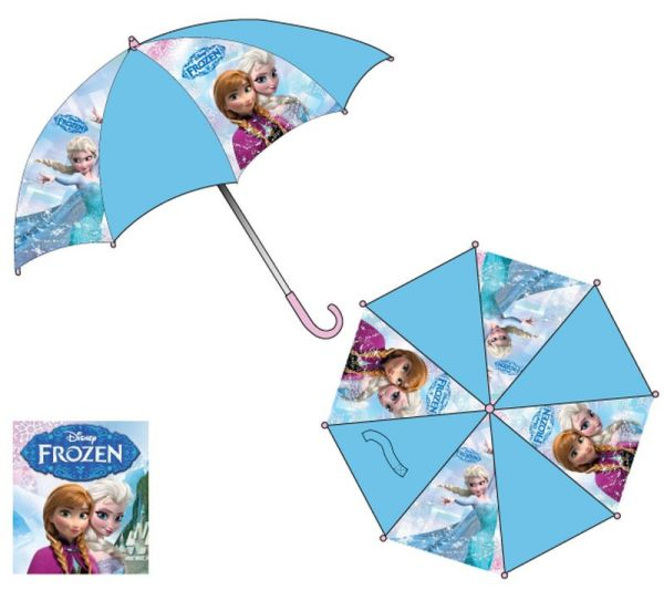 parapluie pour<br> enfants Disney<br>Magic Ice, frozen Ø6