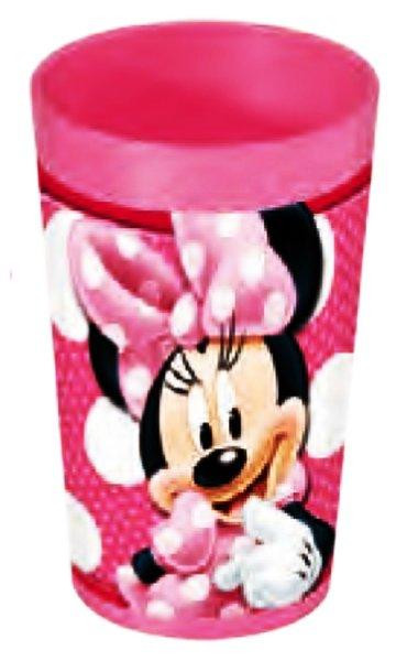Disney Minnie<br>glass, plastic