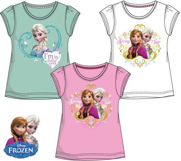Children&#39;s<br> T-shirt, top<br> Disney Frozen, ...