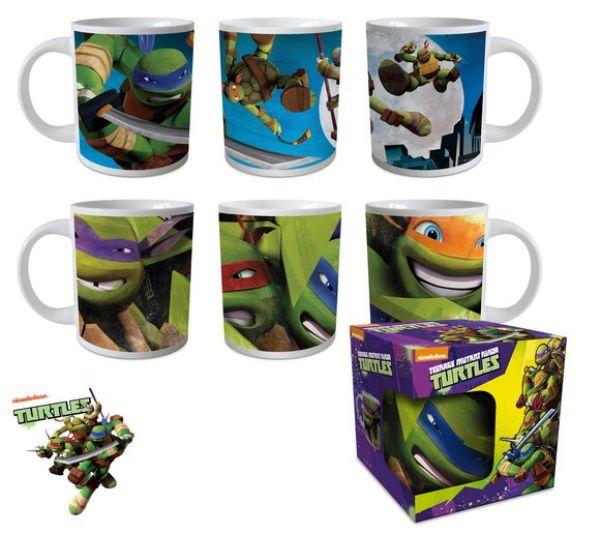 8.oz Mug Teenage<br> Mutant Ninja<br>Turtles, Ninja Turtl