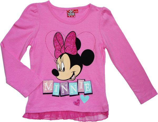 Gyerek hosszú ujjú<br> póló Disney Minnie<br>98-134cm