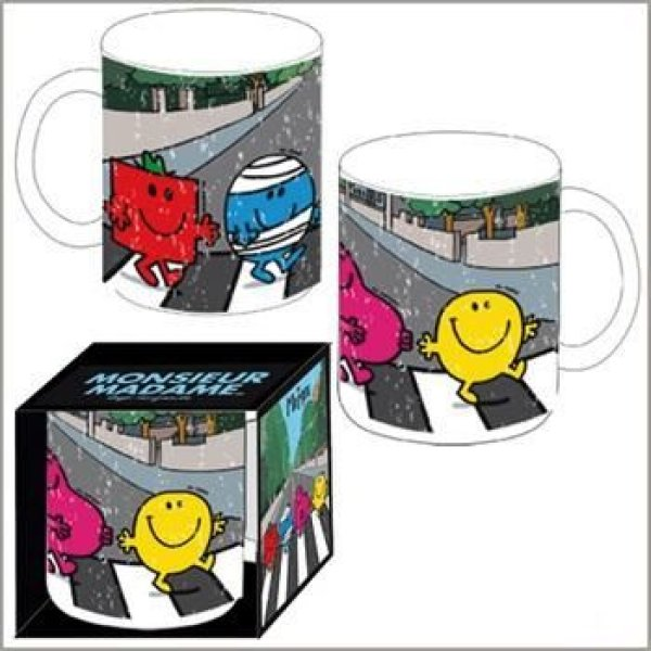 Monsieur Madame<br>mug (8.oz, 236ml)