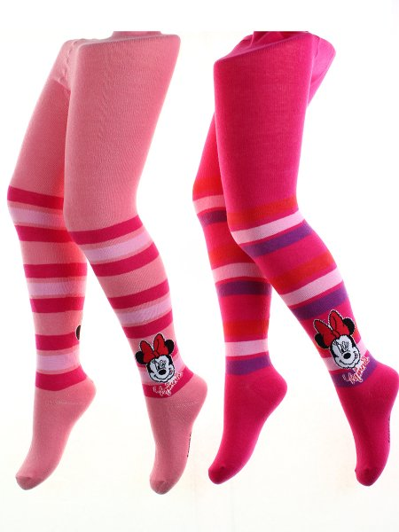 Stocking Disney<br> Baby- Minnie<br>92-134 cm