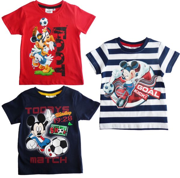 Children's T-shirt, top Disney Mickey 3-8 year