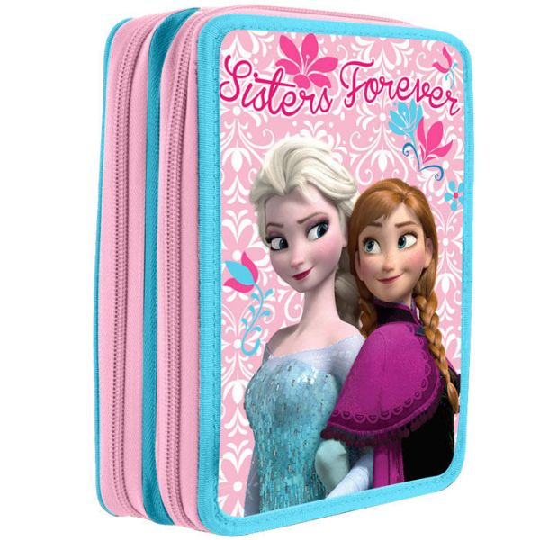 Pen-filled 2-story<br>Disney frozen
