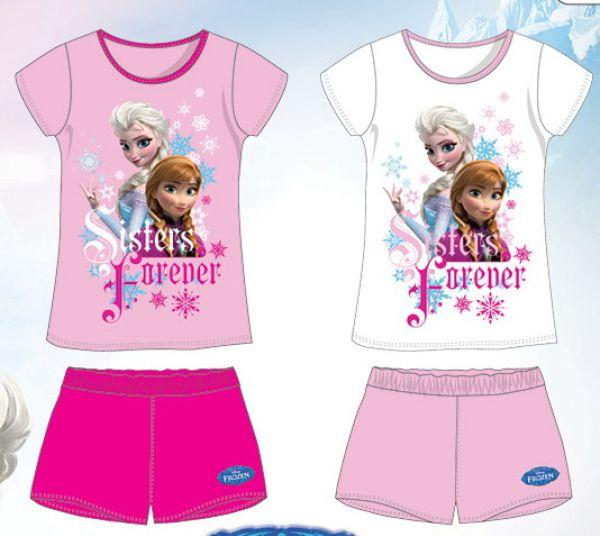 Kinder<br> Kurzarm-Pyjama<br> Disney ...