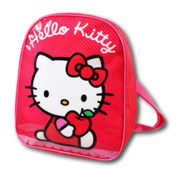 Hello Kitty 28cm<br>Backpack Bag