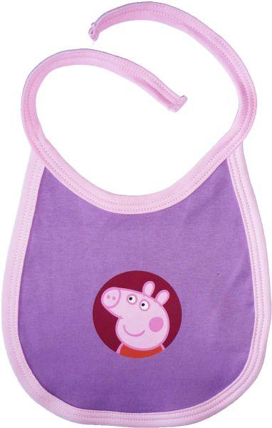 Baby-Lätzchen Peppa Pig