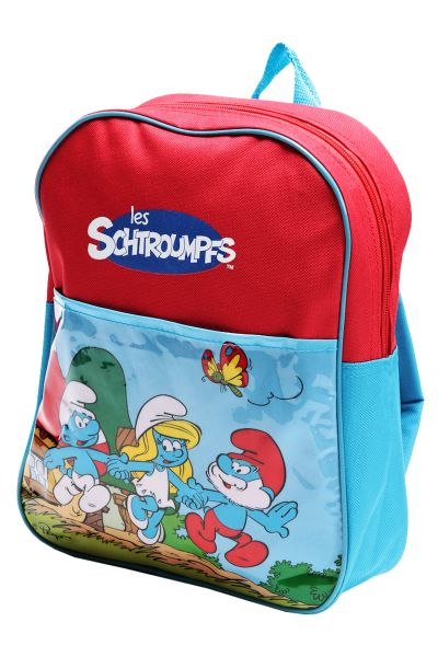 Plecak torba 30cm<br>Smerfy, Smerfy
