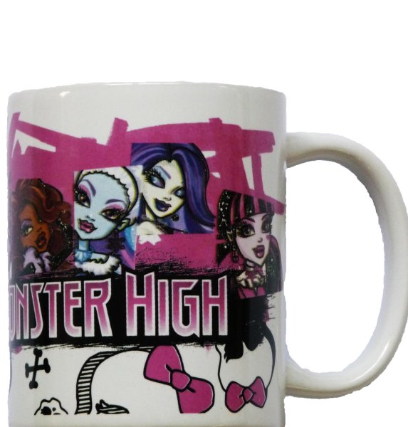 Monster High mug<br>(11.oz, 325ml)