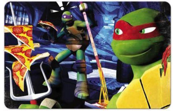 Mat Ninja Turtles 3D