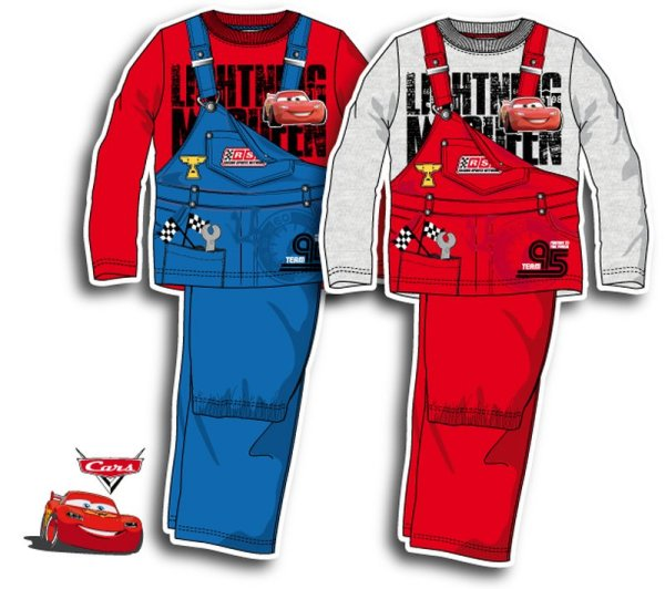 Children&#39;s<br> pajamas long<br> Disney Cars, Cars ...