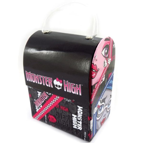 Monster High<br> double-drawer<br>jewelry box