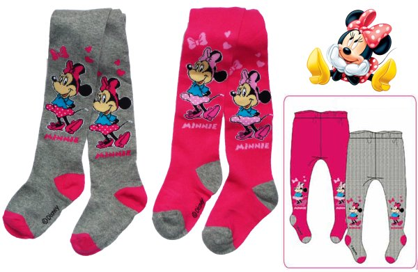 Stocking<br> Disney-Baby Minnie<br>92-134 cm
