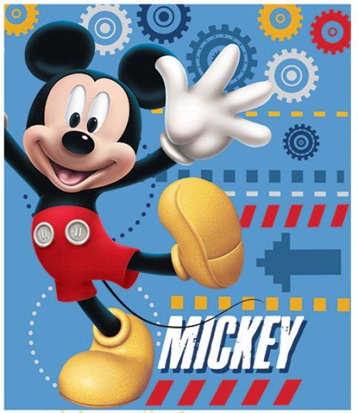 Fleece-Decke<br> Disney Mickey 120<br>* 140cm