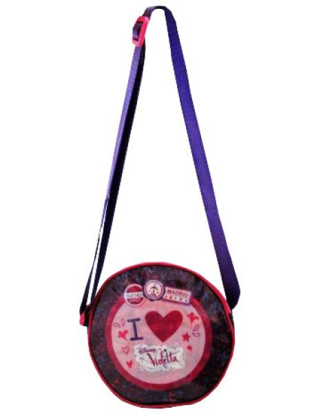 Bag shoulder bag<br>Disney Violetta 17cm