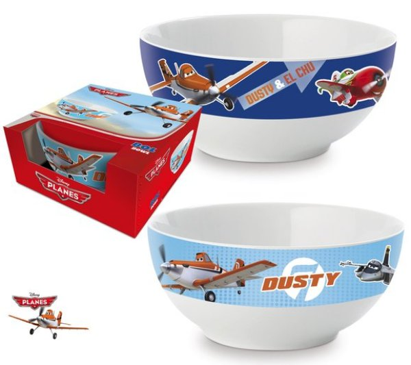 Cereal bowl Disney<br>Aircrafts, Planes