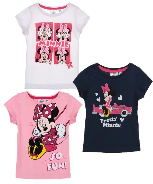 Children's T-shirt, top Disney Minnie 3-8 year