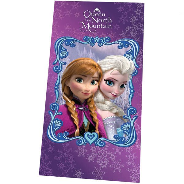 Disney Frozen,<br> frozen bath towel,<br>towel