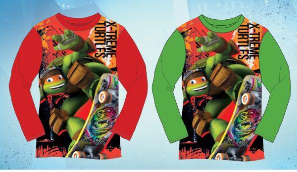 Children&#39;s<br> long-sleeved<br> T-shirt Ninja ...