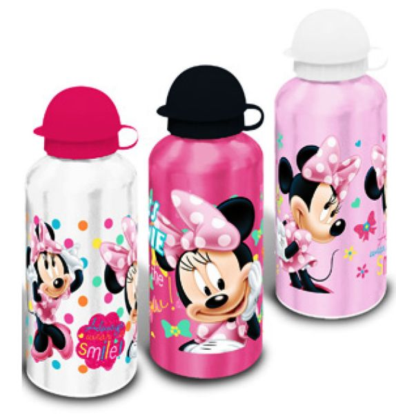 Aluminum bottle<br>Disney Minnie 500ml