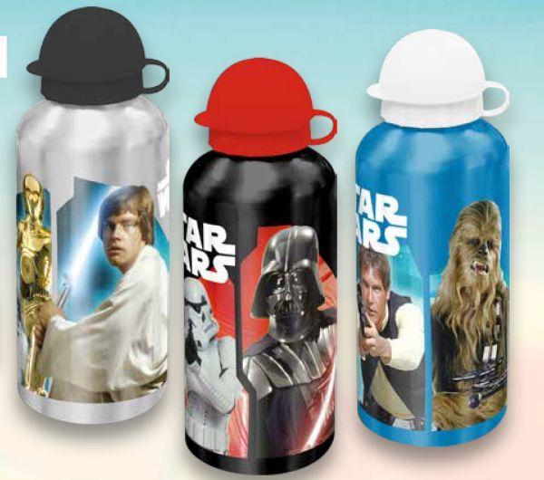 Aluminum bottle<br>Star Wars 500ml