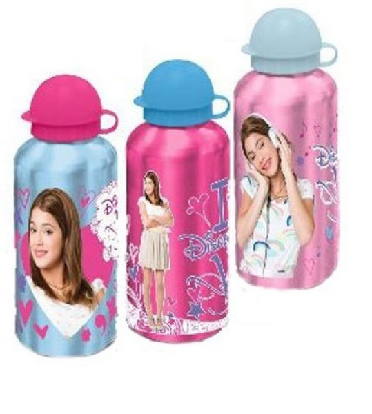 500ml aluminum water bottle Disney Violetta