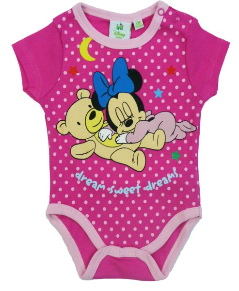 Baby body,<br> kombidressz Disney<br>Minnie (68-86)