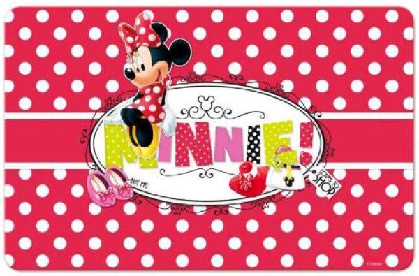 Mat Disney Minnie 3D