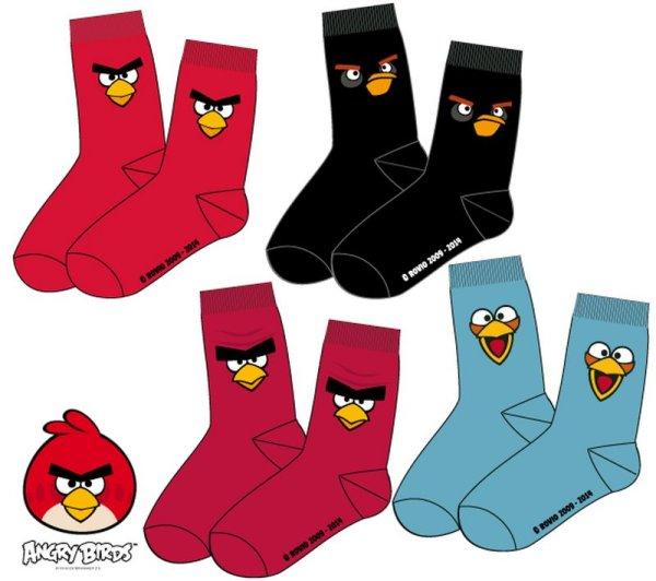 Gyerek zokni Angry<br>Birds 23-37