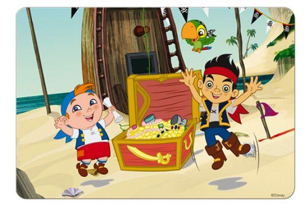 Mat Disney Jake<br> und die Nimmerland<br>Piraten