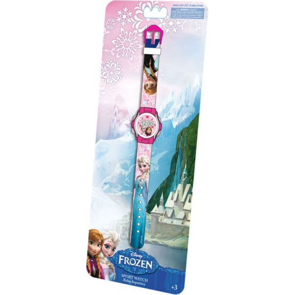 Digital watch<br>Disney frozen